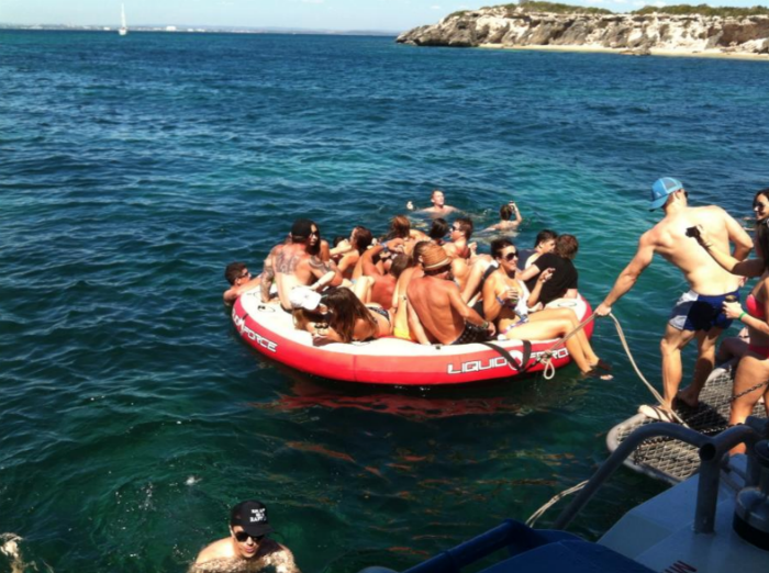 Perth boat parties