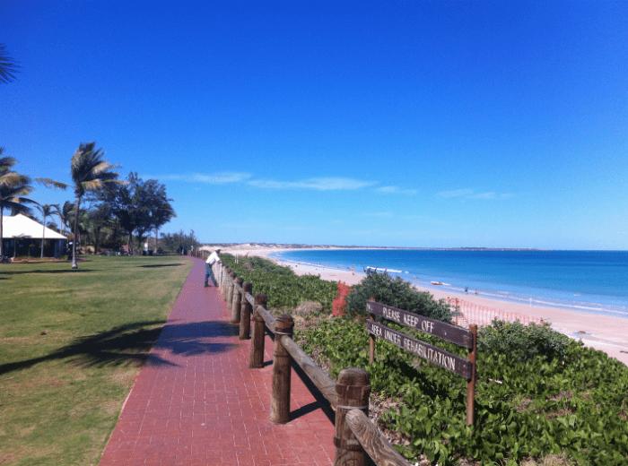 Western Australia coastline