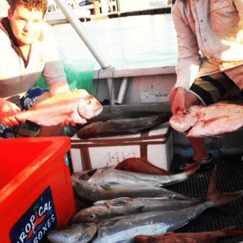 Fremantle fishing charters