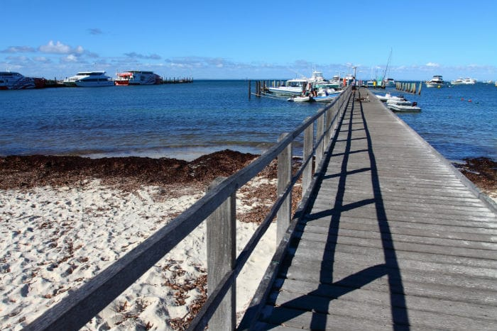 One of our Rottnest Island Tour Stops