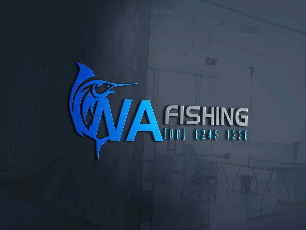 WA Fishing Background