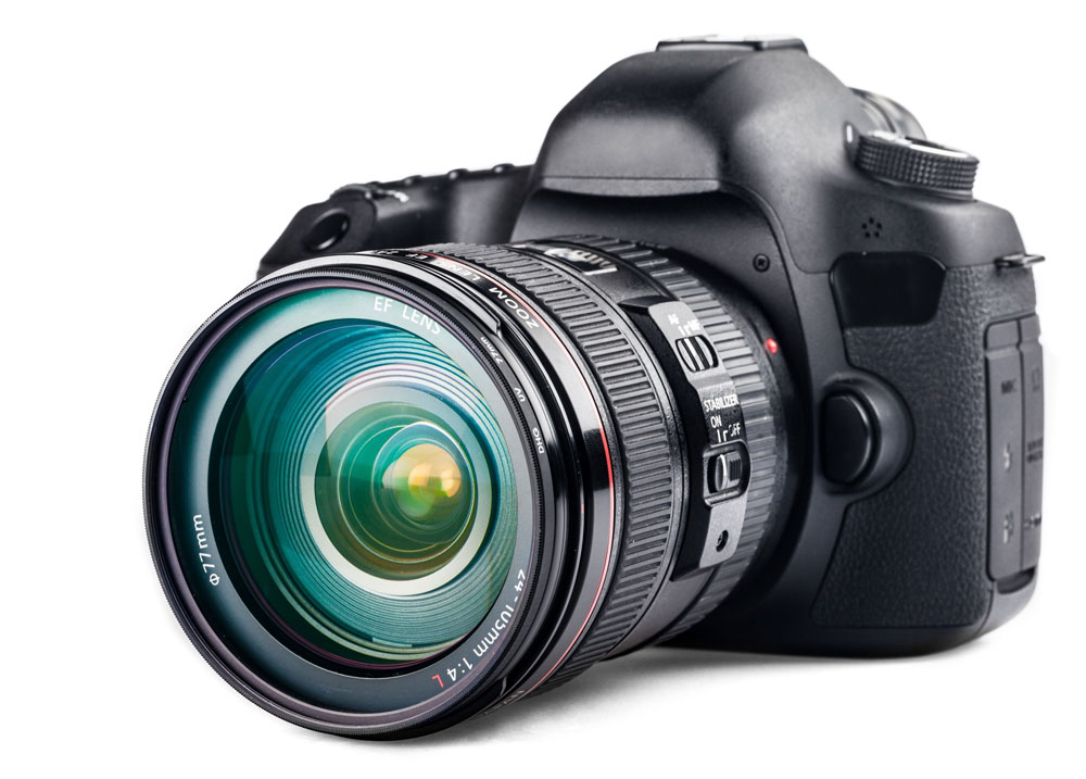 An image of a quality camera